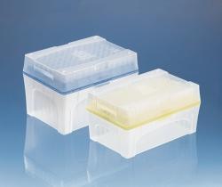 Коробка для наконечников TipBox Bio-Cert®, стерильная, стандартные, 50 - 1000 мкл
